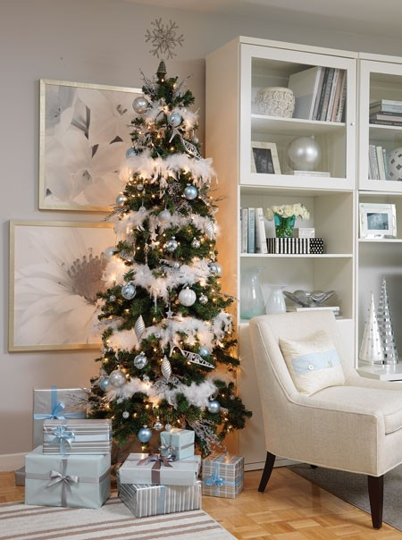 christmas tree decorating ideas 1 - Simple Christmas Tree Ideas
