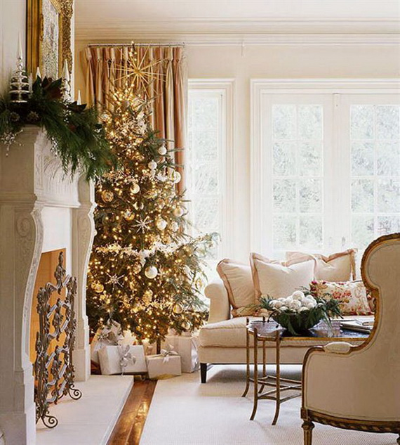 christmas tree decorating ideas 17